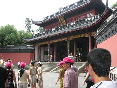Cổng đền Nhạc Phi ở Hàng Châu 1-photo MA.NAT